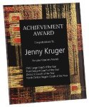 Acrylic Art Plaque Award 05 Artistic Awards