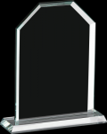 Corporate Sable Arch Glass Award Clear Glass Awards